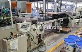 Vorwaerts S Sheet to sheet laminator