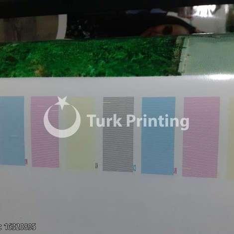 Used Konica Minolta Urgent Sale Konica Head Digital Printing Machine year of 2014 for sale, price 33700 TL EXW (Ex-Works), at TurkPrinting