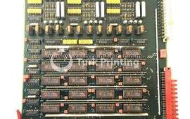 81.186.5315 Motor Board MOT 00.785.0370 MOT Card SM/CD102 SM74 SM52 Used Electronic Board