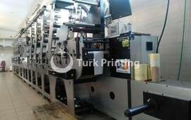 Beta-330 color 9 roll to roll Flexo Printing Machine