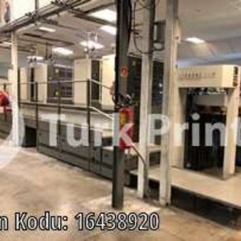 Used Komori LS-540P (H) Offset Printing Press year of 2008 for sale, price ask the owner, at TurkPrinting in Used Offset Printing Machines