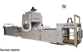 AYFM 1100S Otomatik dikey tip film termal laminasyon (selefon) makinesi