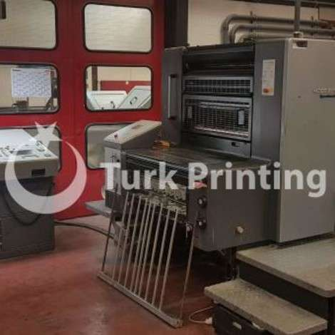Used Heidelberg Speedmaster SM 74-2 P year of 2001 for sale, price ask the owner, at TurkPrinting in SheetFed Offset Printing Machines