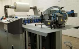 DELTA 52 Termal Laminasyon Makinesi