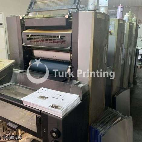 Used Heidelberg SpeedMaster SM52-4 Offset Printing Press year of 2010 for sale, price ask the owner, at TurkPrinting in Used Offset Printing Machines