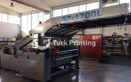 GZ 1700L Laminating Machine