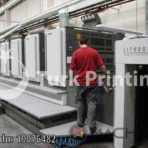 Satılık ikinci el 2009 model Komori LS 540 + C, (iskelet) fiyat sorunuz TürkPrinting'de! Ofset Baskı Makinaları kategorisinde.