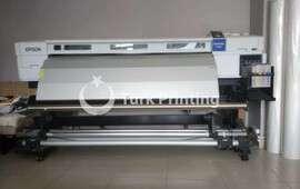 SureColor SC-F7100 Dijital Süblimasyon baskı makinası 64 inç 162 cm