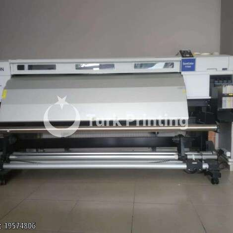 Used Epson SureColor SC-F7100 Digital Sublimation Printer 64 inch 162 cm year of 2014 for sale, price 37000 TL EXW (Ex-Works), at TurkPrinting in Large Format Digital Printers and Cutters (Plotter)