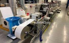 FB 3300 S Etiket Baskı Makinası