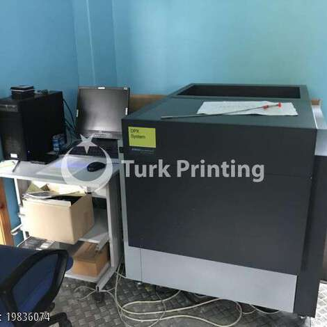 Used Esko DPX SYSTEM year of 2005 for sale, price ask the owner, at TurkPrinting in CTP Systems