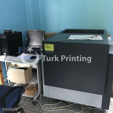 Satılık ikinci el 2005 model Esko DPX SİSTEMİ fiyat sorunuz TürkPrinting'de! CTP Sistemleri kategorisinde.
