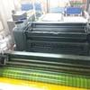 Satılık 1998 model HEIDELBERG SM 74-4 P3H ofset baskı makinesi. Grafix Alphtronic 200 powder spray High pile delivery Steel plate in delivery