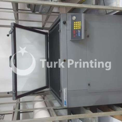 Used Arkadaş Makina Plate Burner year of 2012 for sale, price 2950 TL EXW (Ex-Works), at TurkPrinting in Plate Burners (platemakers)