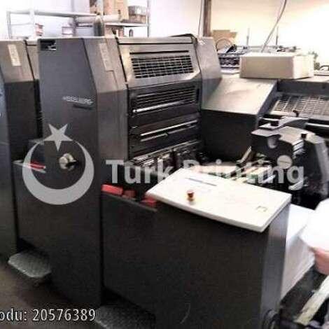 Satılık ikinci el 2005 model Heidelberg HD PM 52-2 Ofset Baskı Makinası 28500 EUR FCA (Free Carrier) TürkPrinting'de! Ofset Baskı Makinaları kategorisinde.