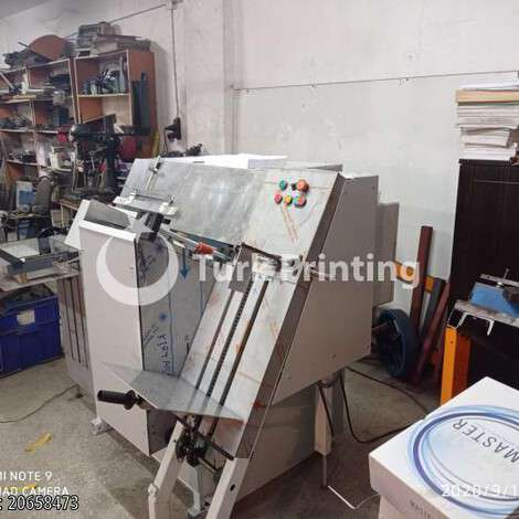 New Other (Diğer) fully automatic paper punching machine year of 2021 for sale, price 10000 TL, at TurkPrinting in Wire and Spiral Binding Machines