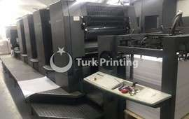 SpeedMaster 102-4 Offset Printing Press