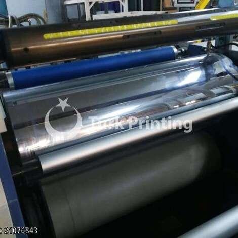 Satılık ikinci el 2015 model Wenzhou Otomatik Termal Selefon Makinesi 14000 EUR EXW (Ex-Works) TürkPrinting'de! Selefon - Laminasyon - Kaplama kategorisinde.