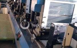 LPM300GT Etiket baskı makinesi