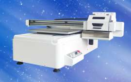 UV6090 flatbed printer
