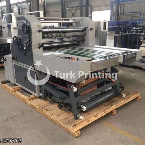 Used Aoli Factory direct New manual waterbased window laminating machine year of 2019 for sale, price ask the owner, at TurkPrinting in Laminating - Coating Machines