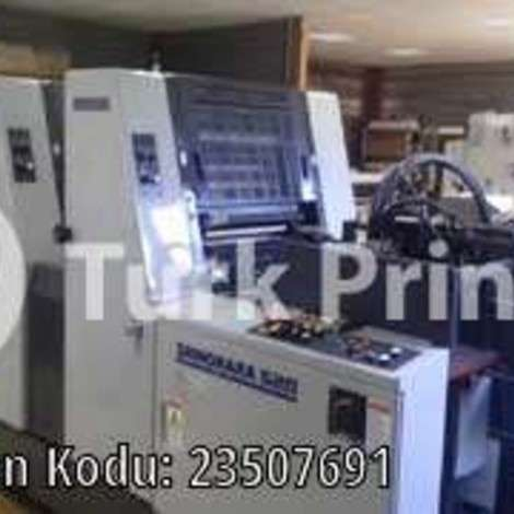 Used Shinohara 52 II Offset Printing Press, Year 2002 year of 2002 for sale, price ask the owner, at TurkPrinting in Used Offset Printing Machines