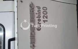 Eurobind 1200 Kapak Takma Makinesi