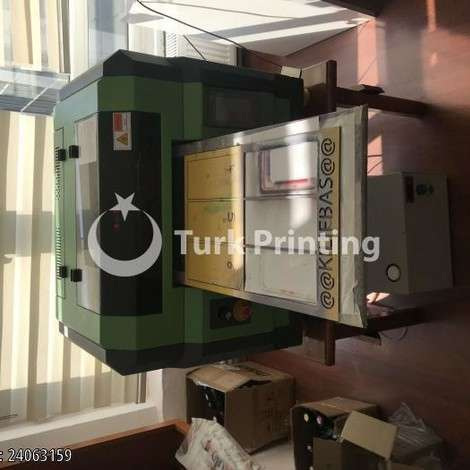 Used Gritty A3 FlatBed UV Printer year of 2017 for sale, price 5500 USD, at TurkPrinting in Flatbed Printing Machines