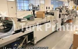 Media 45 II Folding Gluing Machine