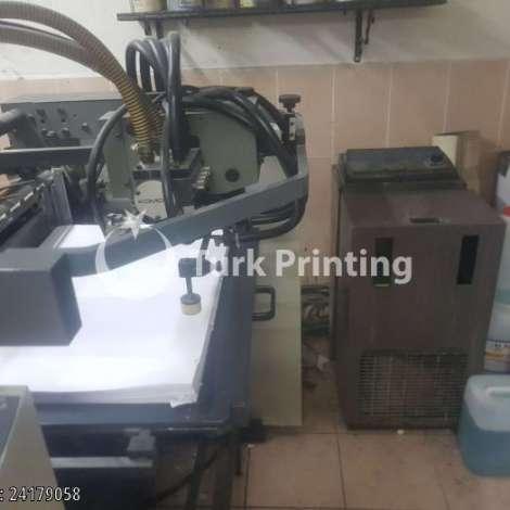 Satılık ikinci el 1990 model Komori S 228 ofset matbaa makinesi 50 x 70 cm 135000 TL TürkPrinting'de! Ofset Baskı Makinaları kategorisinde.