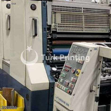 Satılık ikinci el 1995 model Komori L 628 CX fiyat sorunuz TürkPrinting'de! Ofset Baskı Makinaları kategorisinde.