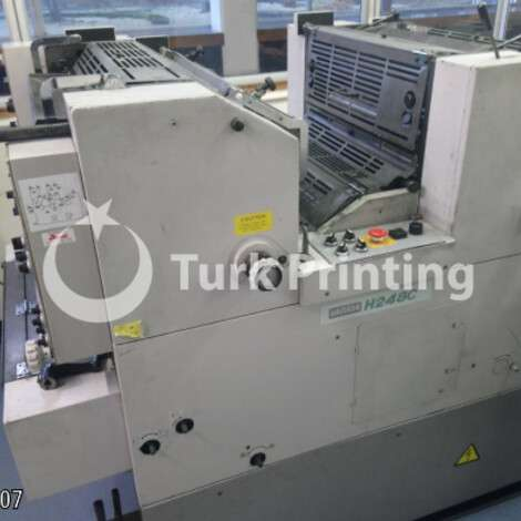 Used Hamada H248E Offset Printing Press year of 1997 for sale, price ask the owner, at TurkPrinting in Used Offset Printing Machines