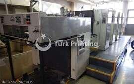 704-4 colour Offset Printing Press