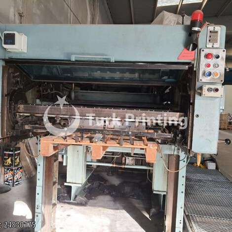Used Wupa Die Cutter year of 1988 for sale, price 25000 EUR EXW (Ex-Works), at TurkPrinting in Die Cutters