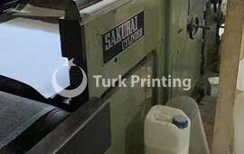 Cylinder UV Coating machine