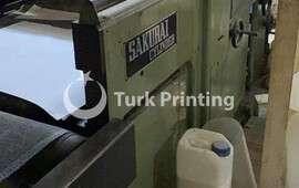 CylinderUV Kaplama makinesi