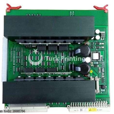 Satılık sıfır 2019 model Heidelberg LTK500 fiyat sorunuz TürkPrinting'de! Elektronik Devre Kartları kategorisinde.