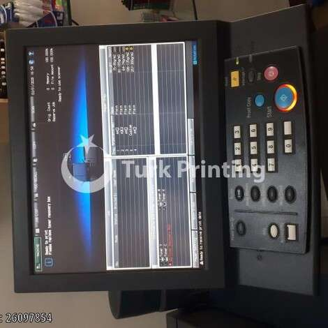 Used Develop ineo + 6000L Digital Printing Machine year of 2014 for sale, price 40000 TL, at TurkPrinting in Printer and Copier