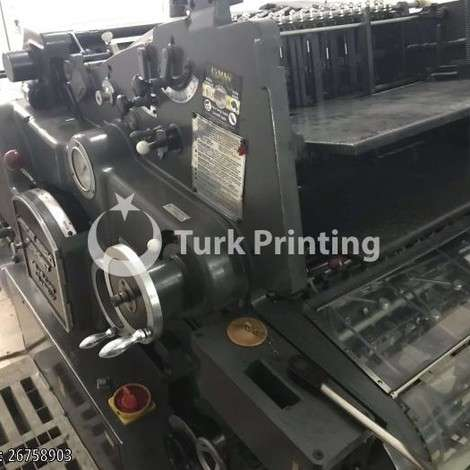Used Complete Printing House year of 1979 for sale, price 40000 TL EXW (Ex-Works), at TurkPrinting in SheetFed Offset Printing Machines