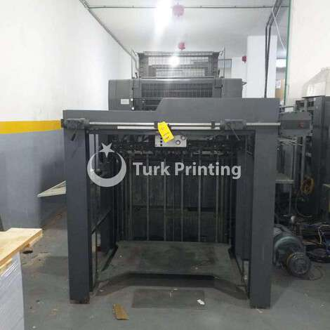 Used Heidelberg Speedmaster 102-4 P3 L year of 1999 for sale, price 200000 USD C&F (Cost & Freight), at TurkPrinting in Used Offset Printing Machines