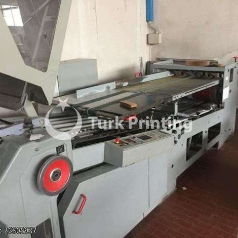 Used Stahl / Heidelberg Stahlfolder Kd 78 4kz Paper Folding Machine year of 1996 for sale, price ask the owner, at TurkPrinting in Folding Machines