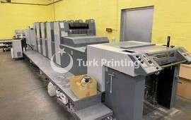525 GX Offset Printing Press