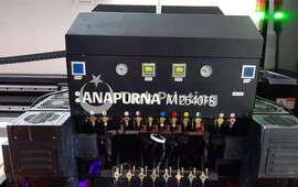 Anapurna M2540FB UV Baskı Makinası