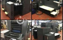 SM52-2P Offset Printing Press