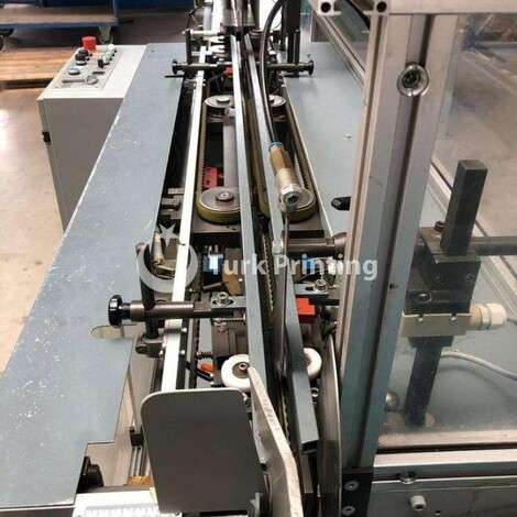 Used Sigloch ribbon inserter LE year of 1996 for sale, price ask the owner, at TurkPrinting in Other Post Press Machines