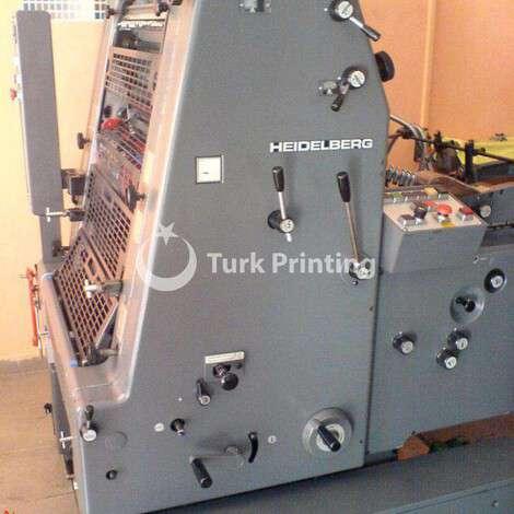 Satılık ikinci el 1993 model Heidelberg FULL MATBAA 80000 TL TürkPrinting'de! Ofset Baskı Makinaları kategorisinde.