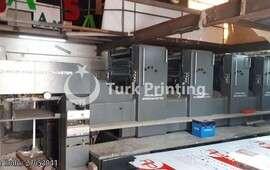 Speedmaster 72 VP Offset Printing Press