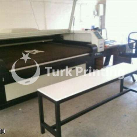 Used Golden Laser Cutting Machine year of 2012 for sale, price ask the owner, at TurkPrinting in Flatbed Cutters & Routers