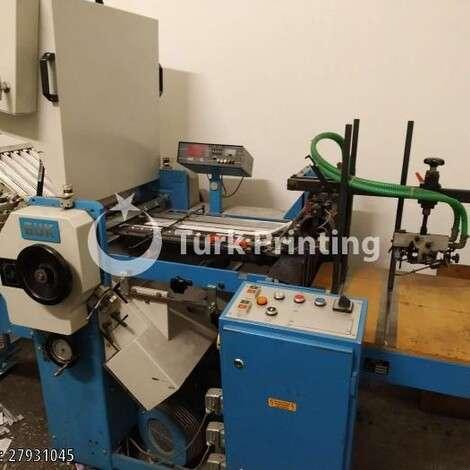 Satılık ikinci el 1987 model Guk Kağıt Katlama Makinesi 4000 EUR EXW (Ex-Works) TürkPrinting'de! Katlama (Kırım) Makinaları kategorisinde.