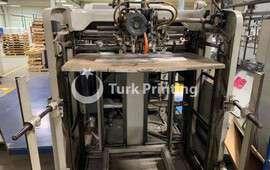 SP 1080 E Automatic Die Cutting machine